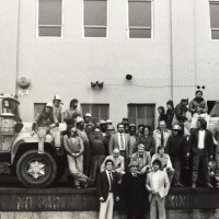 Photo of Pac Iron Full Team - Seattle in 1982