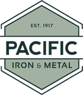 Pacific Iron & Metal logo