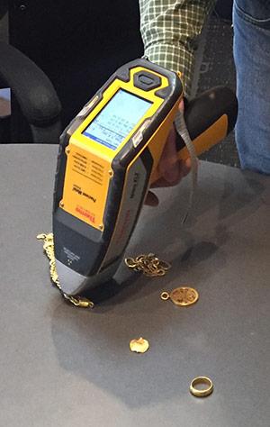 Testing Gold